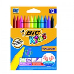Lápis de Cera Bic Kids...