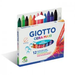Lapis de Cera Giotto Maxi -...