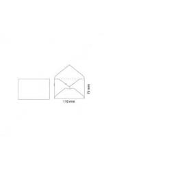 Envelope A/7 75x110mm...