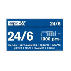 Agrafos 24/6 Rapid - Cx....