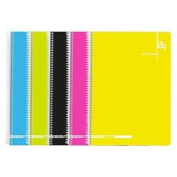 Caderno Espiral A5 80...