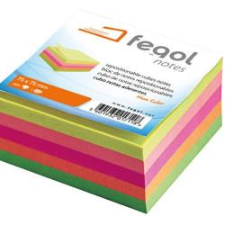 Cubo Notas Aderentes Neon...