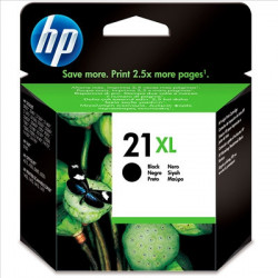 Tinteiro Original HP 21XL -...