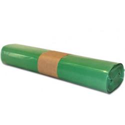 Saco Lixo em Rolo 80x120 Verde