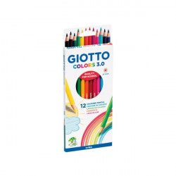Lápis de Cor 18cm Giotto -...