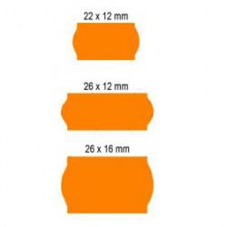 Etiquetas 26X12mm AD2...
