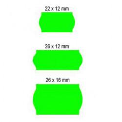 Etiquetas 26X16mm AD2 Verde...