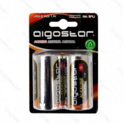Pilhas Alkaline LR6 AA -...